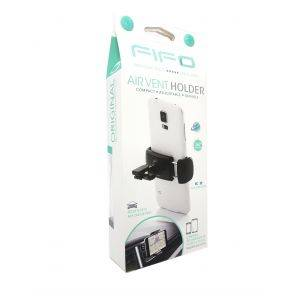 Suport telefon mobil grila de ventilare FIFO