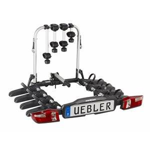 Suport Biciclete UEBLER F42 pe carlig, 4 biciclete