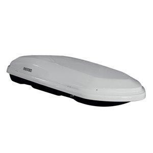 Cutie portbagaj Menabo Diamond DUO 450 White, 163x90x36cm